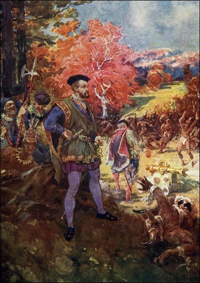 Quel navigateur et explorateur français a dirigé trois voyages vers l'Amérique du Nord entre 1534 et 1542 ?