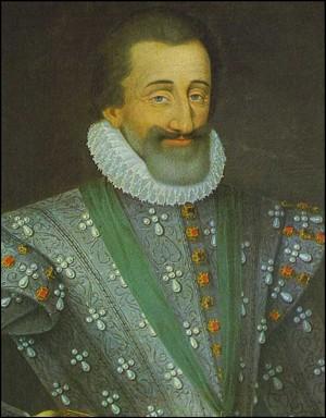 """Sully a dit """"Labourage et pâturage sont les deux mamelles de la France."""" De quel roi était-il le ministre ?"""