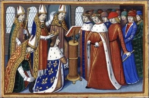 En 1429, où a eu lieu le sacre de Charles VII ?
