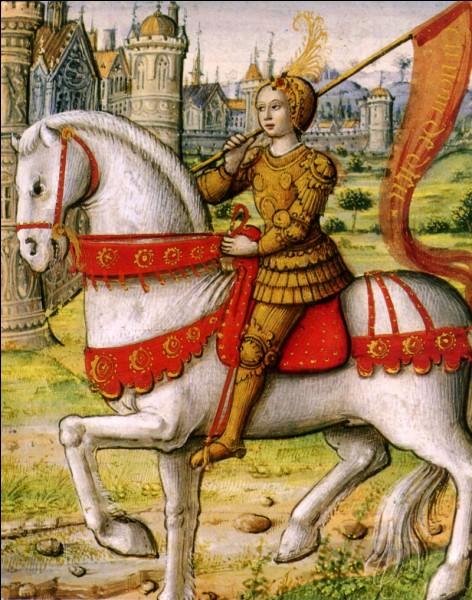 Comment Jeanne d'Arc était-elle surnommée ?