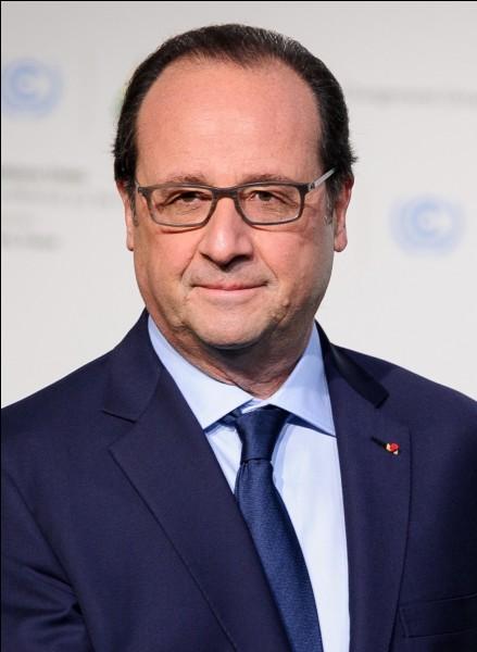 Qui est le président de la France, en 2016 ?