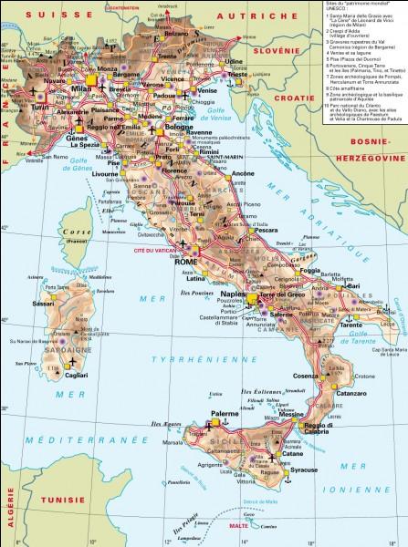 Quelle langue parle-t-on en Italie ?