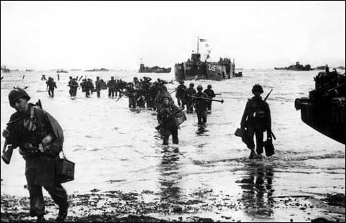 Comment appelle-t-on le 6 juin 1944?