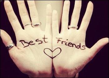 Ton meilleur ami ou ta meilleure amie est de type...