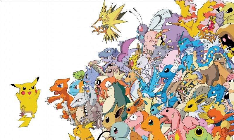 Quels Pokémon préfères-tu ?