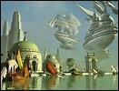 Ce genre télévisuel mélange, entre autres, faits réels et images de synthèse ; il s'agit de...