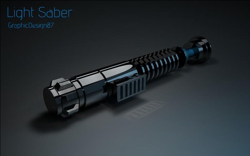 On te tend ton sabre-laser, de quelle couleur aimerais-tu qu'il soit ?