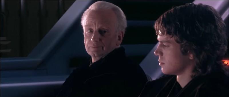 Tu découvres qu'un de tes amis est un Sith, comment réagis-tu ?