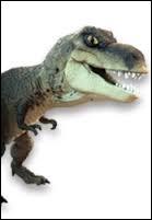 Comment s'appelle ce T-Rex ?