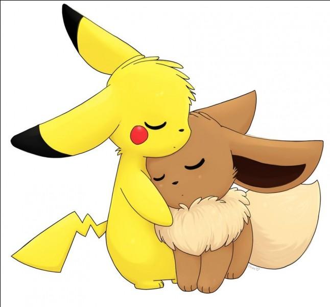 Pikachu est :