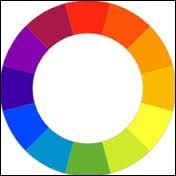 Laquelle de ces couleurs n'est pas froide ?