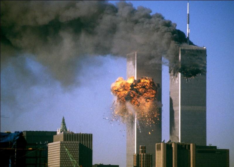 Combien d'avions se sont crashés lors des attentats suicide du 11 septembre 2001 ?