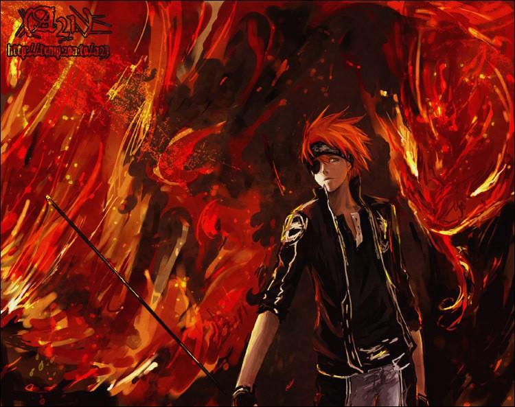 Voilà un autre personnage manipulant le feu. Qui est-ce ?