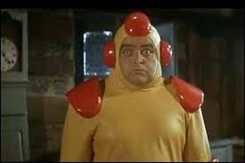 Dans quel film peut-on retrouver cet l'extraterrestre de la planète Oxo, dit « La Denrée » ?