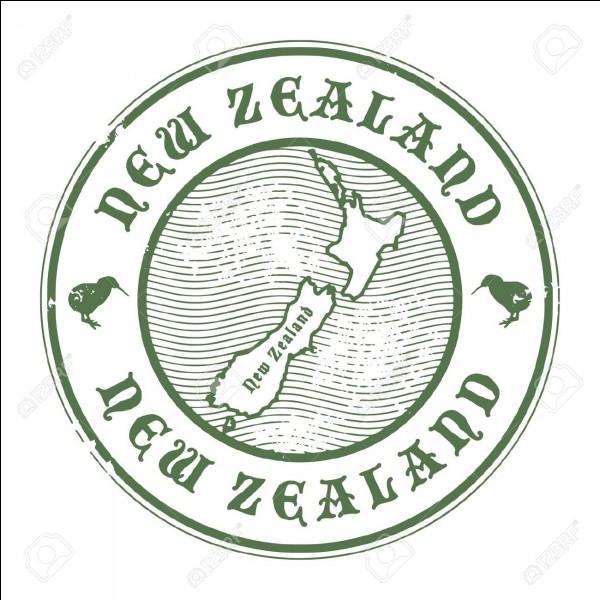 Dans quel continent se situe la Nouvelle-Zélande ?