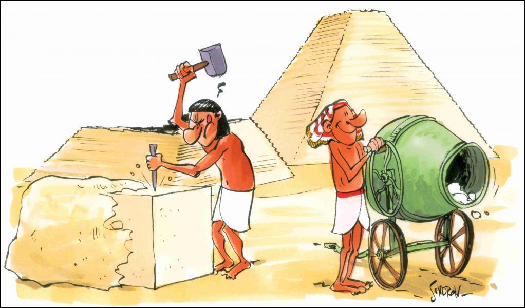 Combien de bases y a-t-il dans une pyramide?
