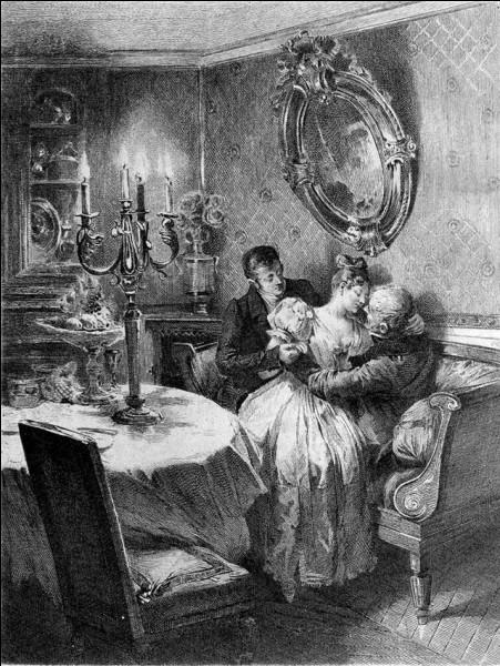 """Dans la """"Comédie humaine"""" de Balzac, Delphine est l'épouse du baron de Nucingen, un riche banquier."""