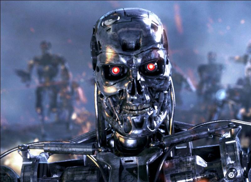 """""""Terminator"""" est un film réalisé par..."""