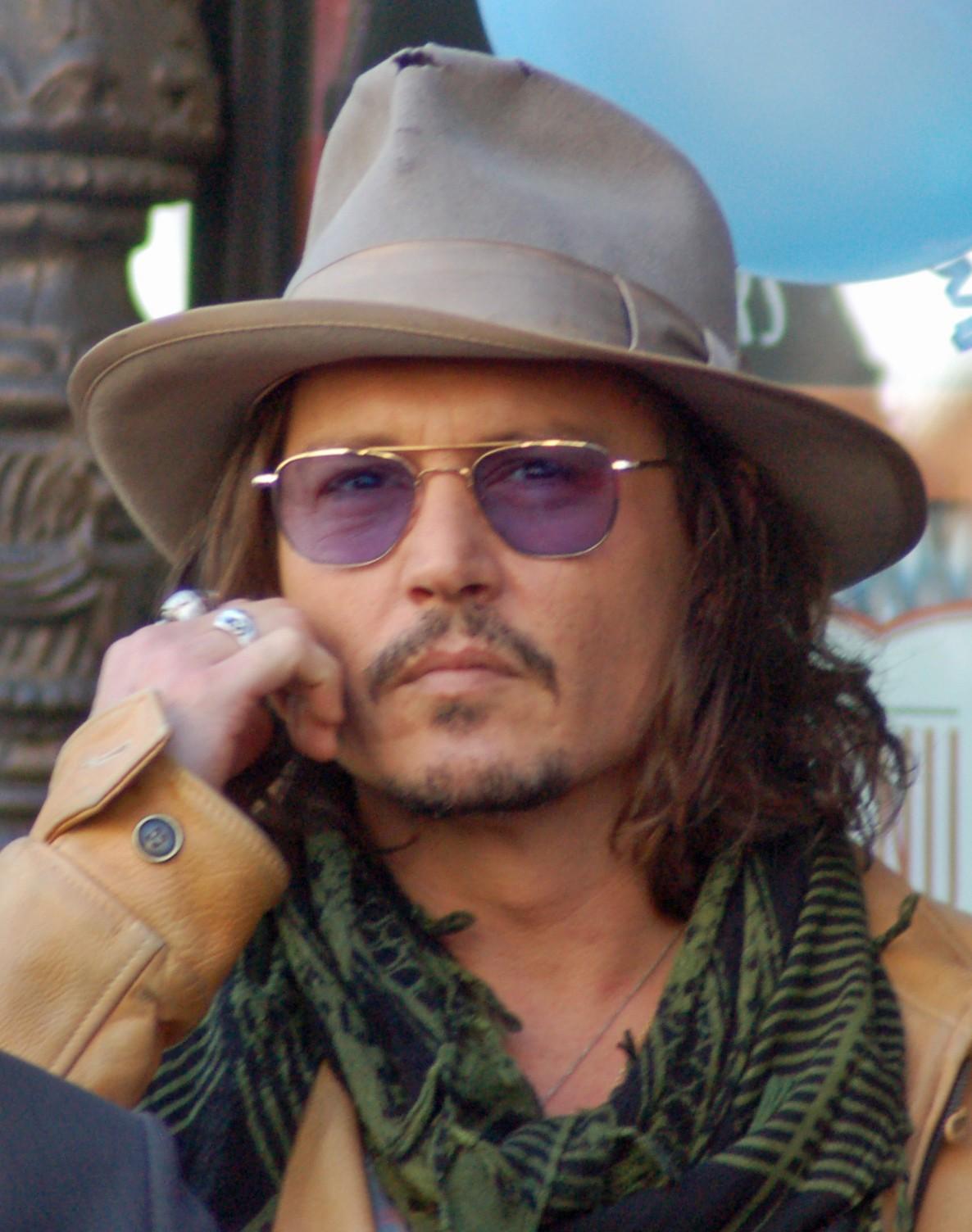 Vrai ou faux 4 - Johnny Depp