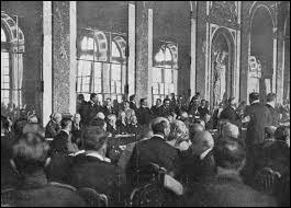 Comment les Allemands ont-ils surnommé le traité de Versailles ?