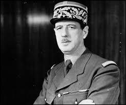 Quand De Gaulle est-il mort ?