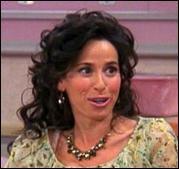 Quelle est la réplique de Janice a chaque fois quelle voit quelqu'un ?
