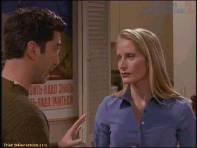 Pourquoi Ross a t-il divorcé de Carole ?