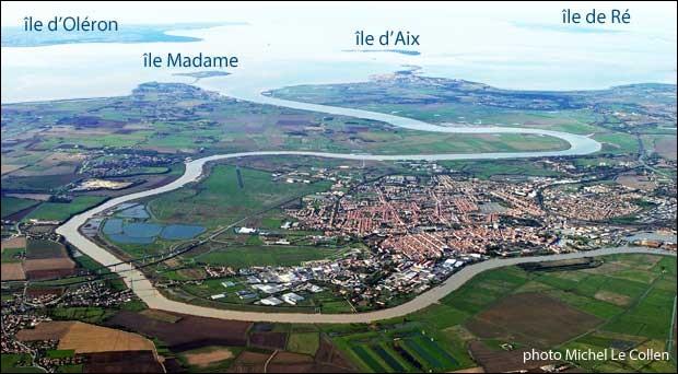 Un indice : une ville de Charente-Maritime !