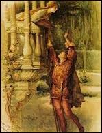 Passons les Alpes et laissons les Bretons. Ce couple est peut-être le plus connu de tous ; on le trouve pour la première fois au XVème siècle, chez Mansuccio Salernitano :
