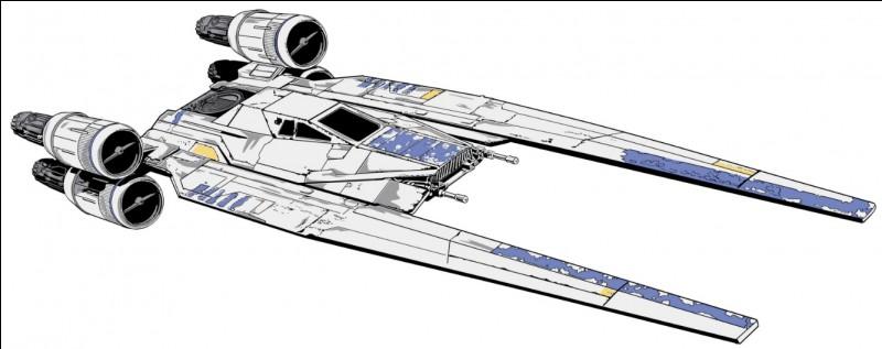 Comment s'appelle ce vaisseau ?