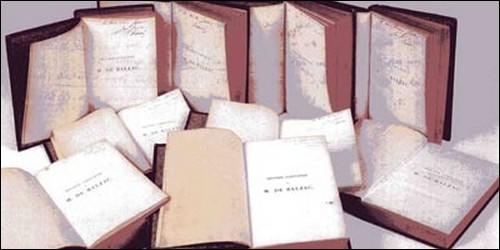 L'ensemble des récits de Balzac porte le nom de :