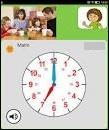 C'est l'heure du petit déjeuner. Quelle heure est-il ?
