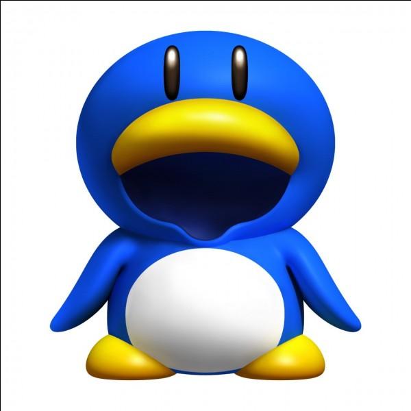 """À quoi sert le pouvoir pingouin de """"Mario Wii"""" ?"""