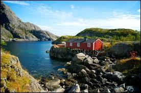 Dans quel pays se trouve les îles Lofoten ?