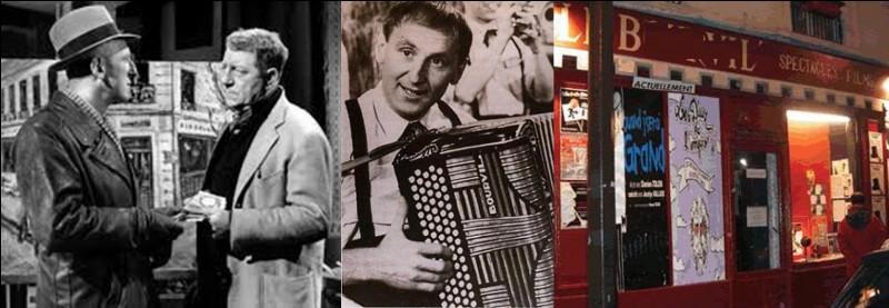 Surnommé le « Fernandel normand », ce « comique-paysan » ne se fera pas connaître pour son talent dans l'utilisation de l'harmonica, de l'accordéon et du cornet à pistons. Rendez-vous en son théâtre qu'il inaugura, malade, peu avant sa mort.Qui est cet homme ?