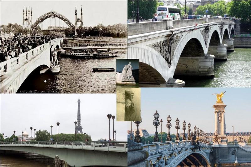 Malgré son déménagement, il continue à être en alerte pour les Parisiens. En 1910 et 2016, suite à des événements qui touchèrent Paris, c'est une référence pour ses habitants.Où sommes-nous ?