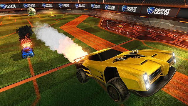 Le quizz ultime de Rocket League !