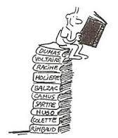 Chefs-d'œuvre et auteurs de la littérature française