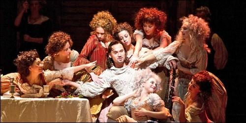 """""""Don Giovanni"""" est un opéra qui a été composé par Jean-Sébastien Bach."""