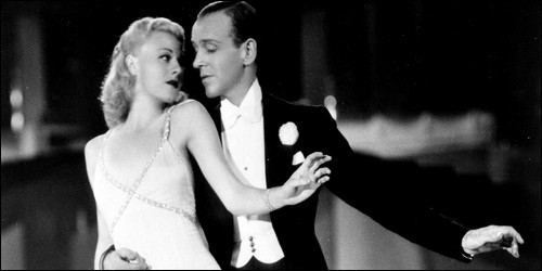 Qui était la partenaire privilégiée de Fred Astaire ?