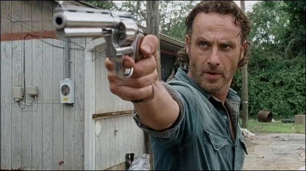 Quelle est l'arme favorite de Rick ?