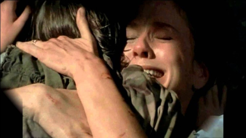 Que dit Lori à Carl avant de mourir ?