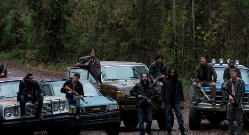 """Combien de fois les Saviors ont-ils bloqué la route à Rick durant le dernier épisode """"Last Day On Earth"""" ?"""