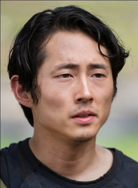 De quelle origine Glenn Rhee est-il ?