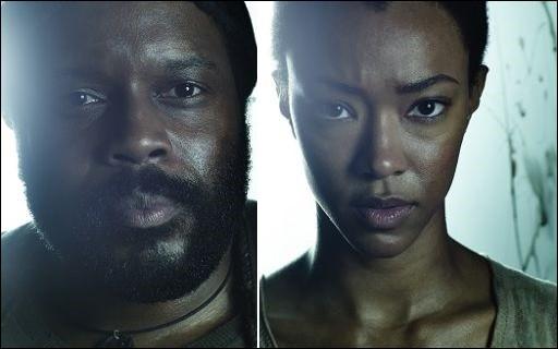 Tyreese et Sasha ont-ils un lien particulier ?