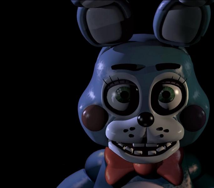 De quel côté vient Toy Bonnie ?