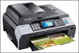 """Quand l'imprimante affiche """"plus d'encre"""" :"""