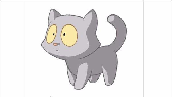 Comment s'appelle le chat de Lou ?
