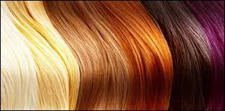 Comment tes cheveux sont-ils ?