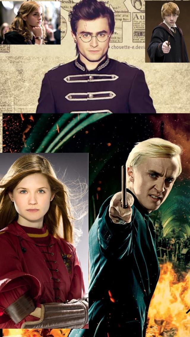 Harry, Drago, Luna ou Cédric ?